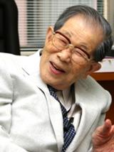 日野原重明先生の講話